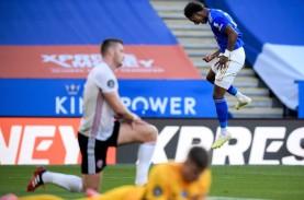 Leicester Bertahan di Zona Liga Champions, Villa Bersiap…