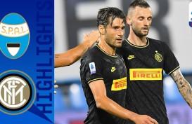 Hasil Liga Italia, Pesta Gol 4–0, Inter Milan Naik ke Posisi Kedua