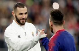 Top Skor La Liga, Lionel Messi & Karim Benzema Bersaing Ketat