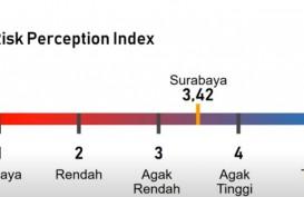 Survei: Surabaya belum Siap Lepas PSBB, 59 Persen Warga belum Peduli Penularan Covid-19