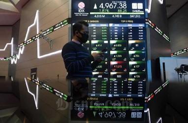 Bursa Asia Terombang-ambing, IHSG Ikut Goyang Pagi Ini