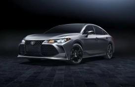 Toyota Perbarui Sedan Besar Avalon untuk Pasar Amerika