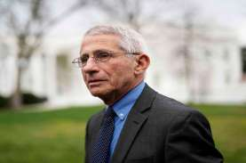 Anthony Fauci Optimistis Pengobatan Covid-19 Terbaru…