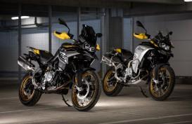 BMW Motorrad Tawarkan Komponen Opsional untuk Seri F Baru