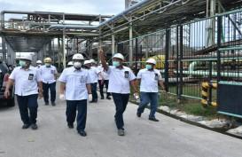 Revitalisasi Pabrik: Pusri IIIB Bakal Hemat Biaya Gas Hingga Rp1,5 Triliun
