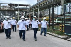 Revitalisasi Pabrik: Pusri IIIB Bakal Hemat Biaya…