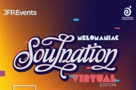 Java Festival Production Hadirkan Konser Virtual 'Melomaniac…