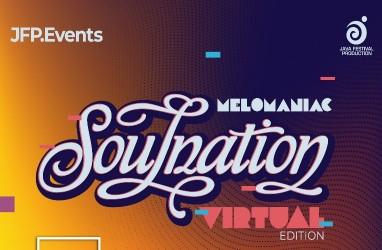 Java Festival Production Hadirkan Konser Virtual 'Melomaniac Soulnation'