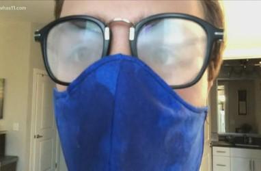 4 Cara Atasi Kacamata Berkabut Saat Pakai Masker