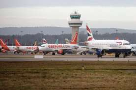 Moody : Industri Penerbangan Baru Pulih pada 2023