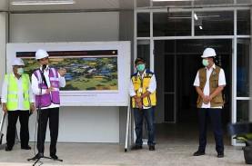 RSKI Covid-19 Pulau Galang Butuh Alat Olahraga dan…