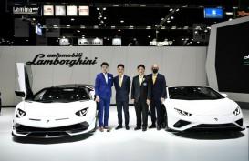 Lamborghini Tebar Pesona di Bangkok Motor Show (BIMS) 2020