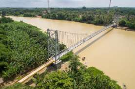 Bakal Ada Jembatan Baru di Atas Sungai Serayu
