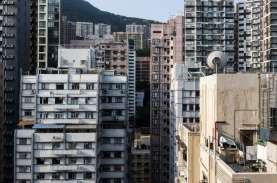 Pasar Properti Hong Kong Tak Banyak Terpengaruh UU…