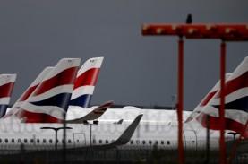 British Airways Melelang Koleksi Seni demi Tetap 'Terbang'