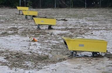 Cuaca Ekstrem, Waspada!Banjir Bandang Masih Mengancam