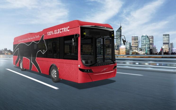 Bus Volvo Sepenuhnya Listrik mulai mengaspal di Australia.  - VOLVO BUSES