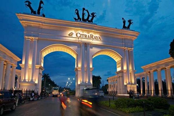 Perumahan Citra Raya, Tangerang proyek properti yang dikembangkan oleh PT Ciputra Development Tbk. - Ilustrasi/citraraya.com