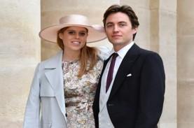 Corona Mewabah, Pernikahan Putri Beatrice dan Edoardo…
