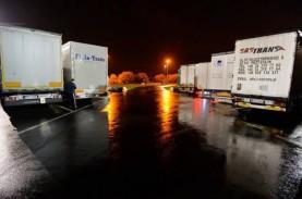 Draf Standar Area Parkir Truk Eropa Tak Penuhi Konteks…