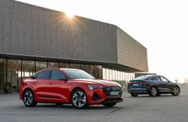 Penjualan Melejit, Audi e-Tron Memimpin Segmen SUV Listrik