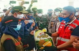 PT Semen Tonasa Bantu Warga Terdampak Bencana Luwu Utara