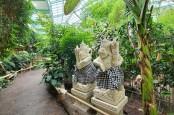 Ada Rumah Hutan Tropis Bernuansa Indonesia di Tiepark Berlin