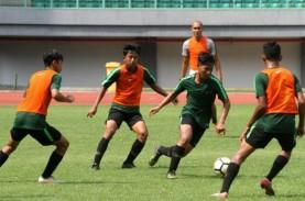 Hadapi Piala Asia U-16, Timnas Indonesia Uji Coba…