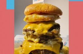 Dimulai Kala WFH, Kakak Beradik Ini Sukses Bisnis Burger Lokal Beromzet Puluhan Juta