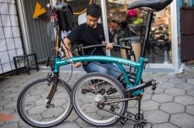 Brompton Buru Sepeda Curian, Terlacak Dijual di Indonesia
