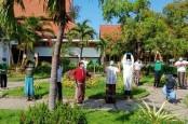 Pasien Corona Klaster Pondok Gontor Ponorogo Banyak yang Sembuh