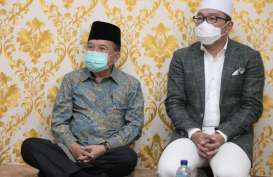 Jusuf Kalla Puji Penanganan Covid-19 di Jawa Barat