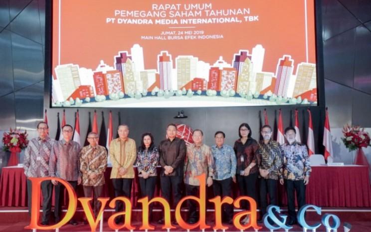 RUPS Dyandra Media Internasional 2019 - dyandramedia.com