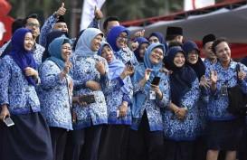 Jelang Pilkada, ASN Pemkab Bandung Deklarasikan Sikap Netral