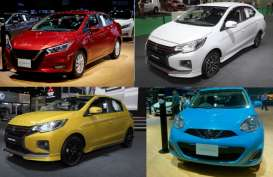 Mobil Paling Ramah Kantong di Bangkok Motor Show (BIMS) 2020