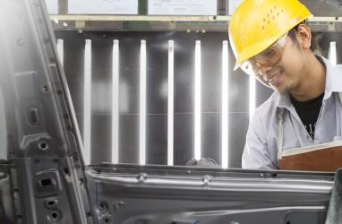 Toyota Gerakkan Lagi Produksi Mobil di Seluruh Pabrik