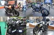 5 Sepeda Motor Petualang Pilihan di BIMS 2020