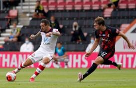 Hasil Liga Inggris : Kalah 0–2, Bournemouth Segera Degradasi