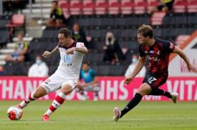 Hasil Liga Inggris : Kalah 0–2, Bournemouth Segera…