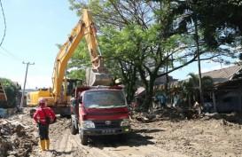Kejadian Banjir Bandang di Luwu Utara, Pembersihan Material Masih Alami Kendala