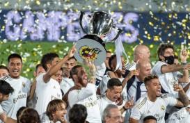 Hasil Lengkap & Klasemen La Liga Spanyol, Madrid Seri, Leganes Degradasi