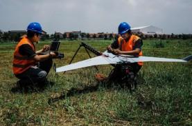 Terra Drone Dapat Izin Operasi BVLOS Komersial di…