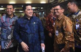 Suplemen Triliunan Jaga Napas Krakatau Steel (KRAS) dan Garuda (GIAA)