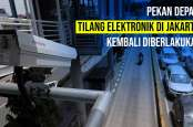 Tilang Elektronik di Jakarta Kembali Berlaku 23 Juli 2020
