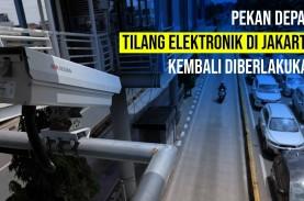 Tilang Elektronik di Jakarta Kembali Berlaku 23 Juli…