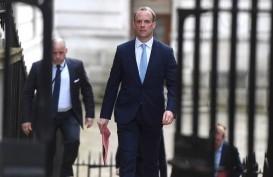 Inggris Tangguhkan Perjanjian Ekstradisi Hong Kong