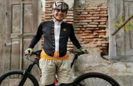 Ganjar Pranowo, Gubernur yang 'Gila' Bersepeda