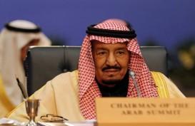 Raja Salman Sakit, Kantung EmpeduMeradang