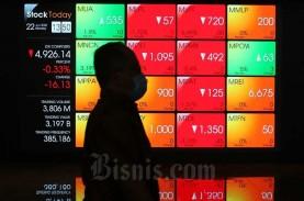 Investor Asing Buru Bank BCA (BBCA) dan Buang Telkom…