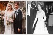 Putri Beatrice dan Gaun Pernikahan Milik Ratu Elizabeth